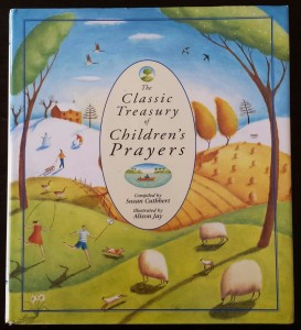 the classic treasury of children's prayers cuthbert