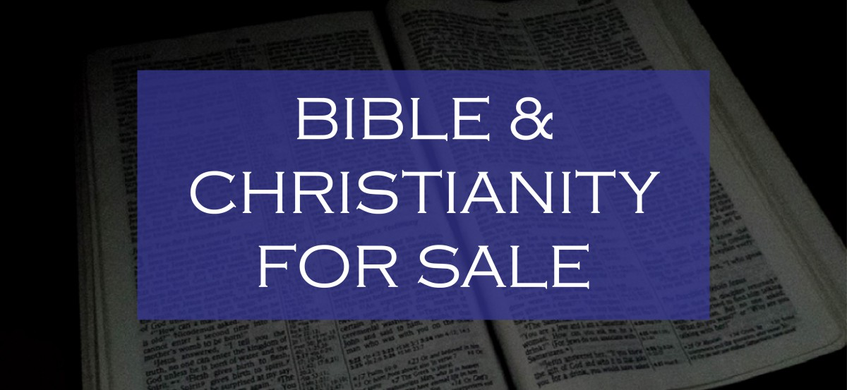 bible and christianity living books for sale