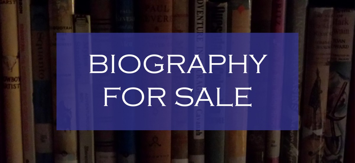 Biography Living Books for Sale