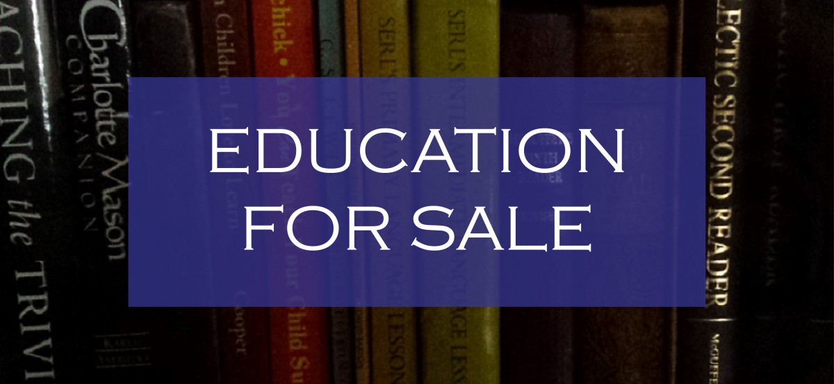 education living books for sale