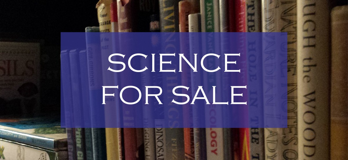 science living books for sale