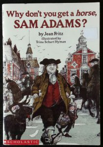 why don't you get a horse sam adams fritz