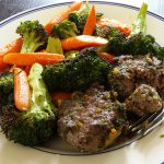 cilantro-beef-meatball-muffins nutritional balancing recipe