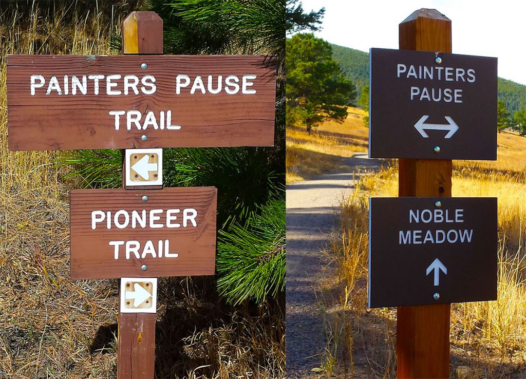 elk-meadow-noble-meadow-painters-pause-signs