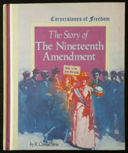 story of the nineteenth amendment